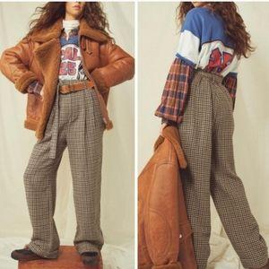 NEW Free People Maryam Paperbag Belted Pants